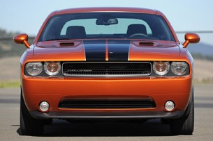 2011 Dodge Challenger SE V6 front view