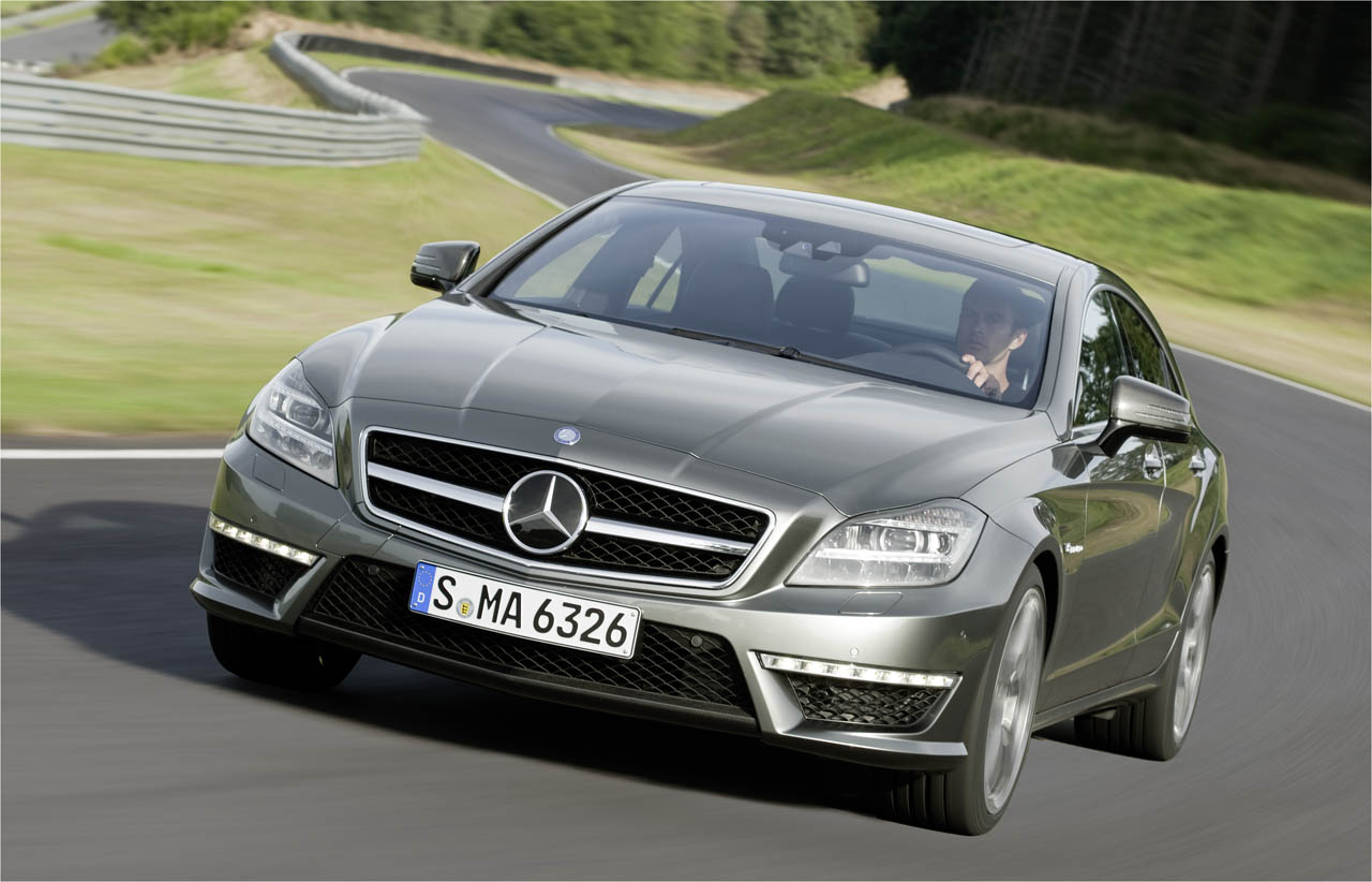 motor and car 2010 mercedes benz cls 63 amg wallpaper. Black Bedroom Furniture Sets. Home Design Ideas