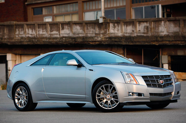 Cadillac CTS Coupe Prices Reviews and New Model Information