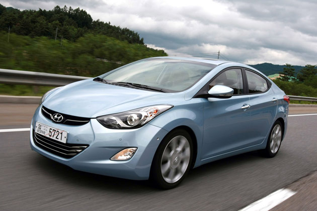 Entire 2012 Hyundai Elantra Line To Hit 40 Mpg On Highway