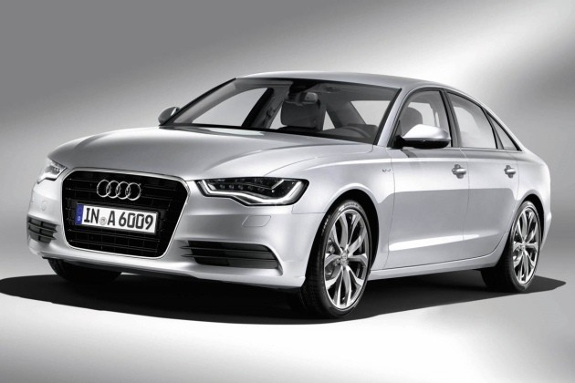 audi a8 2012. 2012 Audi A6 – Click above for
