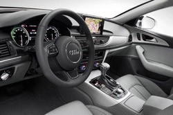 officially official 2012 audi a6 grows up borrows a page from a8 rh autoblog com audi a6 manual + torrent audi a6 manual transmission