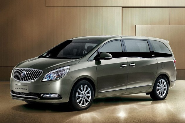 Officially Official Buick Gl8 Is An Executive Express For