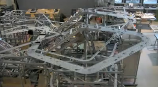 Chris Burden's Metropolis 2