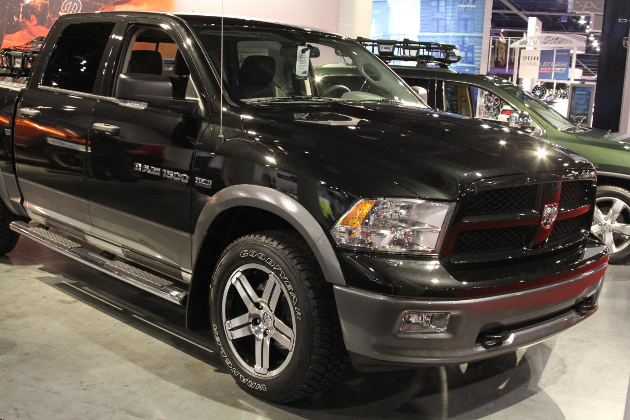 luxury cars galleries the great cars of dodge ram outdoorsman. Black Bedroom Furniture Sets. Home Design Ideas