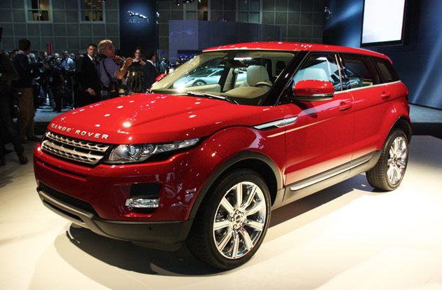 Land Rover Range Rover Evoque Five-Door