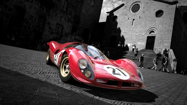 Gran Turismo 5: Photo Mode