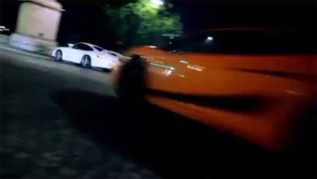 Lamborghini Gallardo Superleggera Video