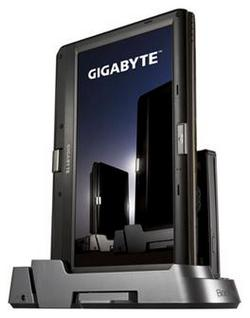 Gigabyte's Booktop T1125 convertible tablet also converts into a desktop, ships soon