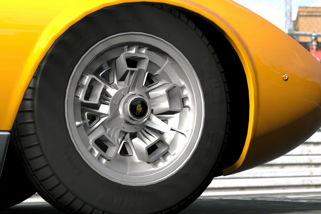 Gran Turismo 5: Lamborghini Miura 