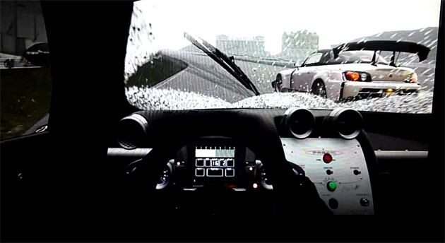Gran Turismo 5 Gameplay
