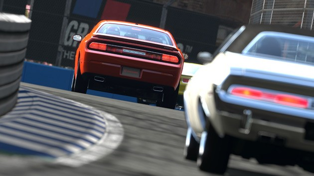 Gran Turismo 5: Muscle Car Series