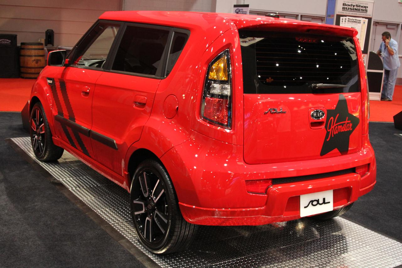 Kia Soul Hamstar Edition Rolling Onto Dealer Lots This