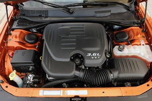 2011 Dodge Challenger SE V6 engine