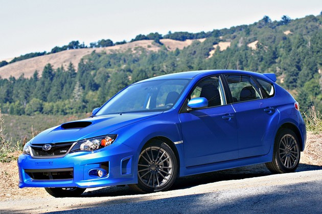 review 2011 subaru impreza wrx. Black Bedroom Furniture Sets. Home Design Ideas