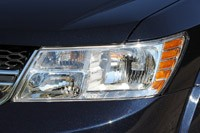 2011 Dodge Journey headlight