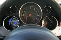 2011 Bugatti Veyron Super Sport gauges