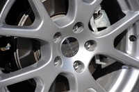 2011 Dodge Journey wheel detail