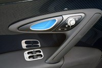 2011 Bugatti Veyron Super Sport door panel
