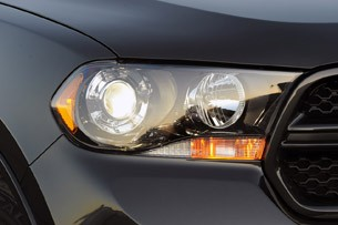 2011 Dodge Durango headlight