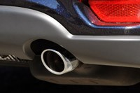 2011 Dodge Journey exhaust system