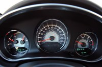 2011 Chrysler 200 gauges