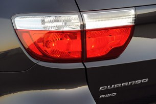 2011 Dodge Durango taillight