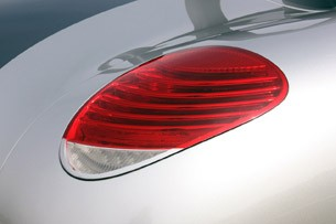 2012 Iconic AC Roadster taillight