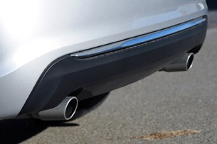 2011 Chrysler 200 exhaust system
