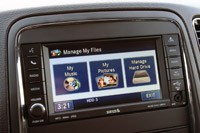 2011 Dodge Durango multimedia system