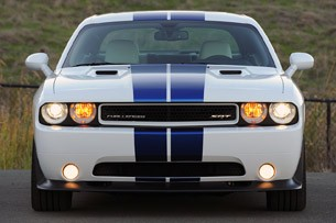 2011 Dodge Challenger SRT8 392 front view