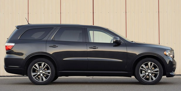 Dodge Durango 2011 Pics. 2011 Dodge Durango side view