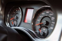 2011 Dodge Charger gauges