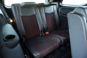 2011 Dodge Durango third row