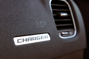 2011 Dodge Charger dash badge