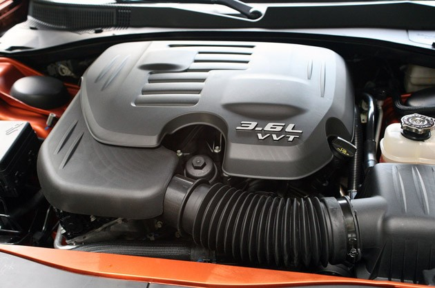 2011 Dodge Charger engine
