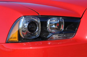 2011 Dodge Charger headlight
