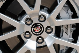 2011 Cadillac CTS-V Wagon wheel