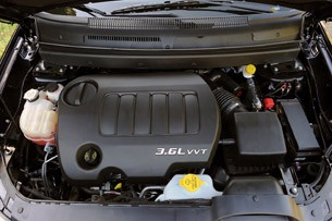 2011 Dodge Journey engine