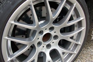 2012 BMW 1-Series M Coupe Prototype wheel
