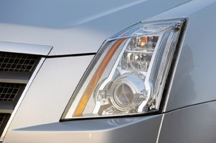 2011 Cadillac CTS Coupe headlight