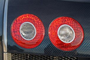 2011 Bugatti Veyron Super Sport taillights