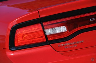 2011 Dodge Charger taillight