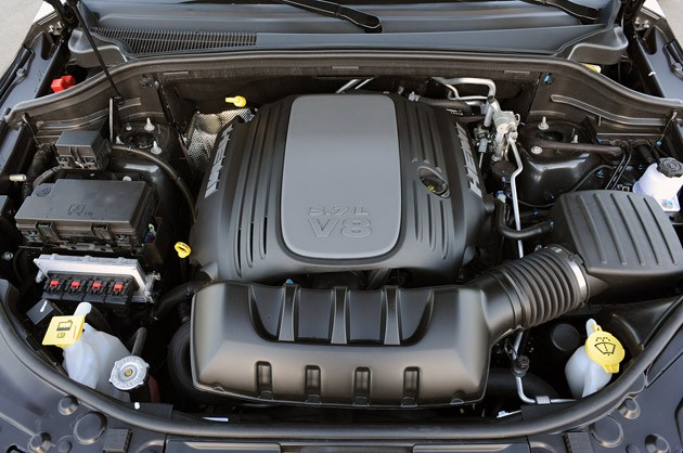 2011 Dodge Durango engine