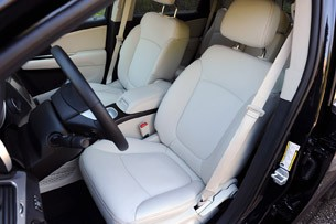 2011 Dodge Journey front seats