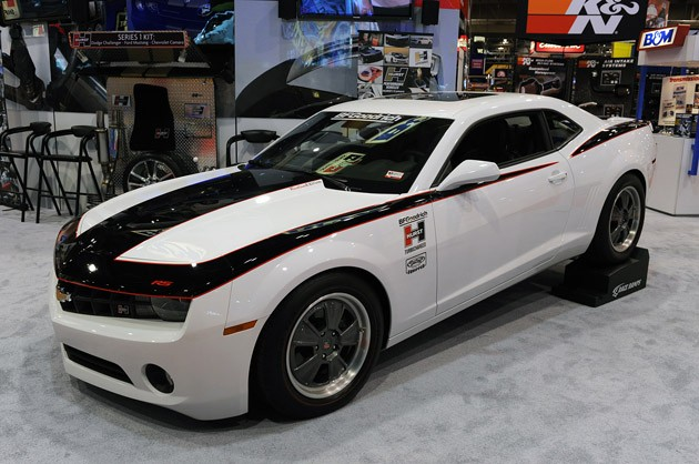 Hurst Redline Series Camaro