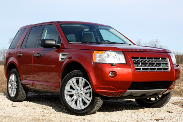 Land Rover Recalls Nearly 3 000 Lr2 Models Over Potential Airbag Fault
