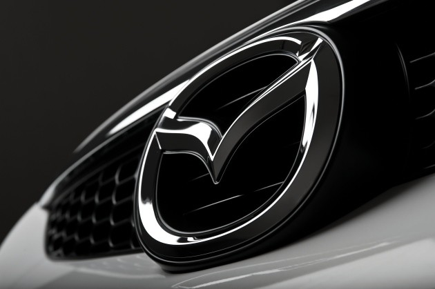 Mazda badge