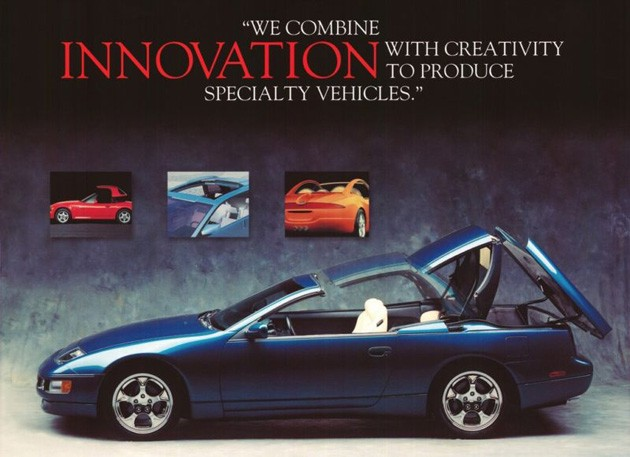eBay Find of the Day: 1991 Nissan 300ZX hardtop convertible prototype Photo Gallery - Autoblog