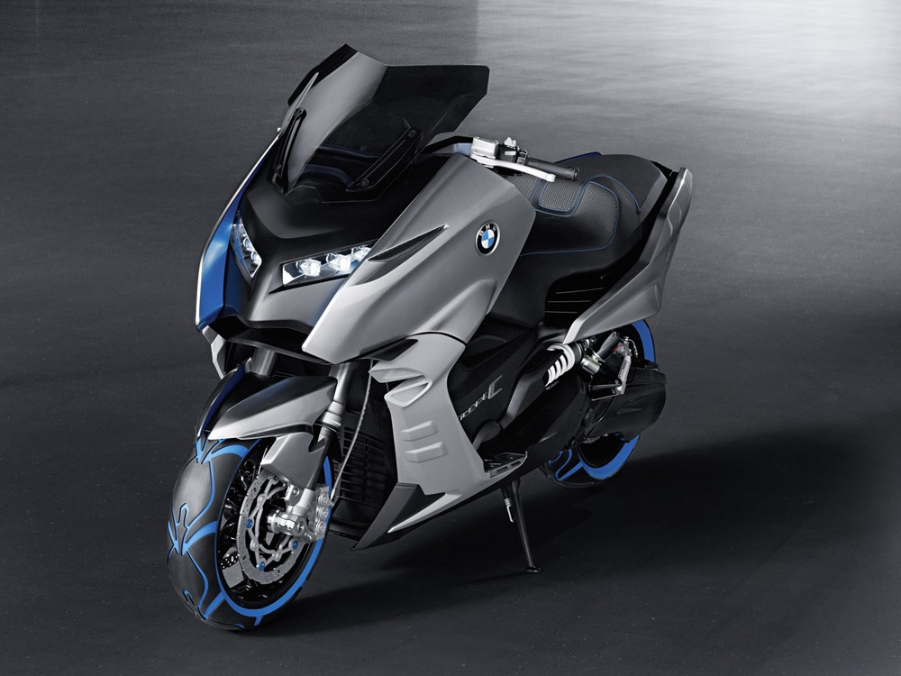 ackles design a new maxi scooter from bmw motorrad. Black Bedroom Furniture Sets. Home Design Ideas